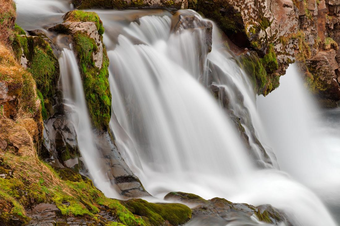 Kirkjufellsfoss Cascades
