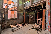 Abandoned Lonaconing Silk Mill
