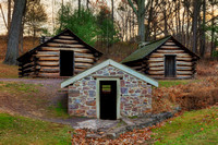 Valley Forge Guard Huts