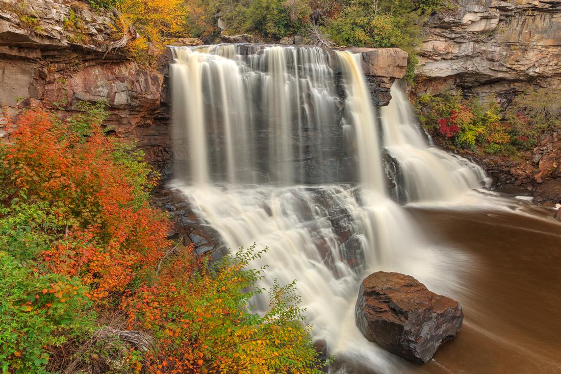 Blackwater Autumn Falls