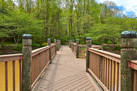 Meadowlark Gardens Bridge