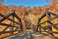 Bridge to Fall - Harpers Ferry