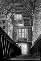 Donegal Castle Staircase