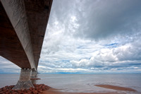 Cloudy Confederation Bridge