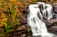 Bald River Autumn Falls