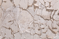 White Peeling Wall Paint